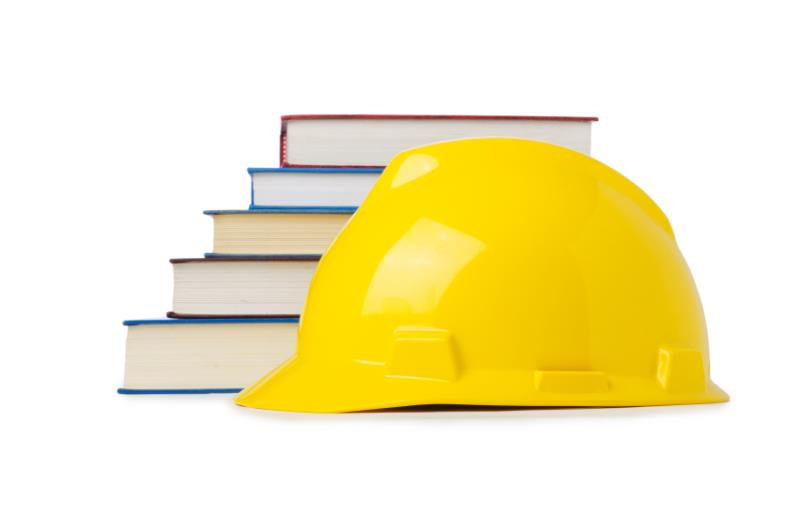 hard hat-books