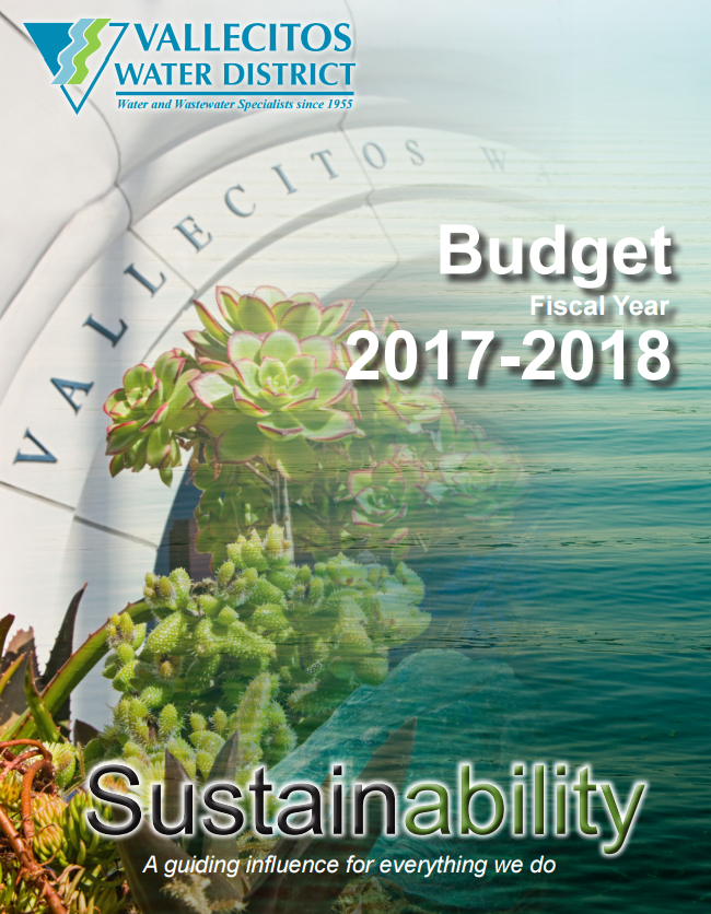 2017/18 Budget cover