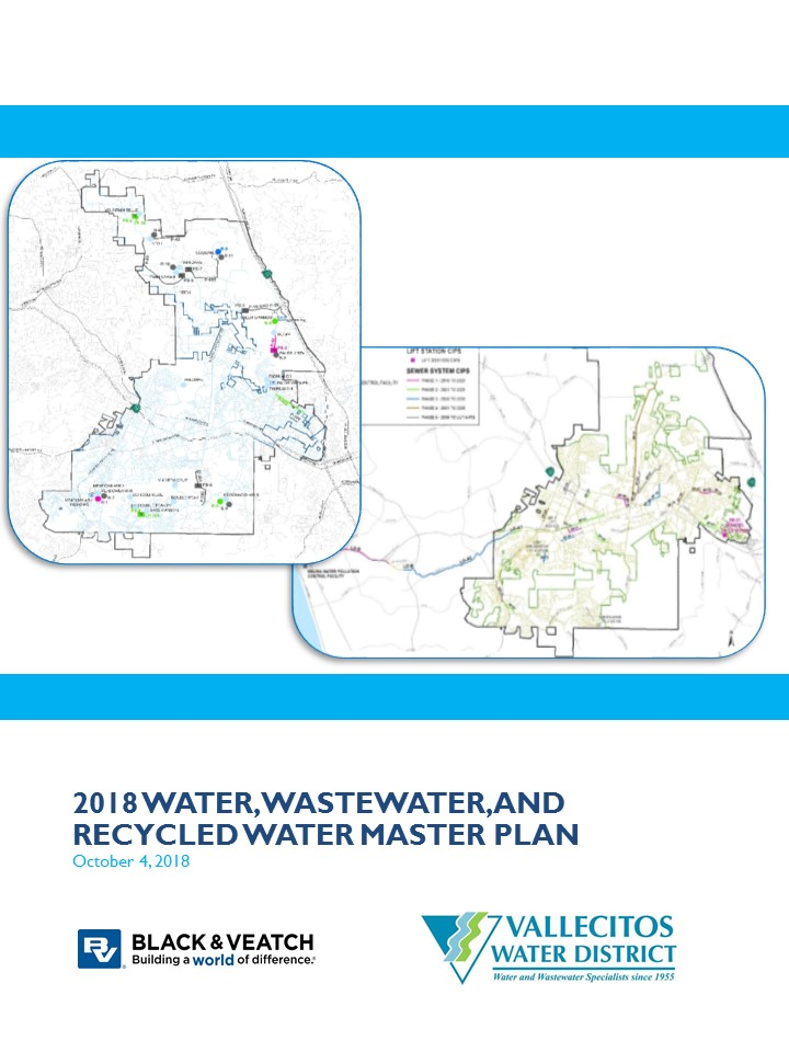 2018 Master Plan Cover