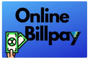 Online Billpay button