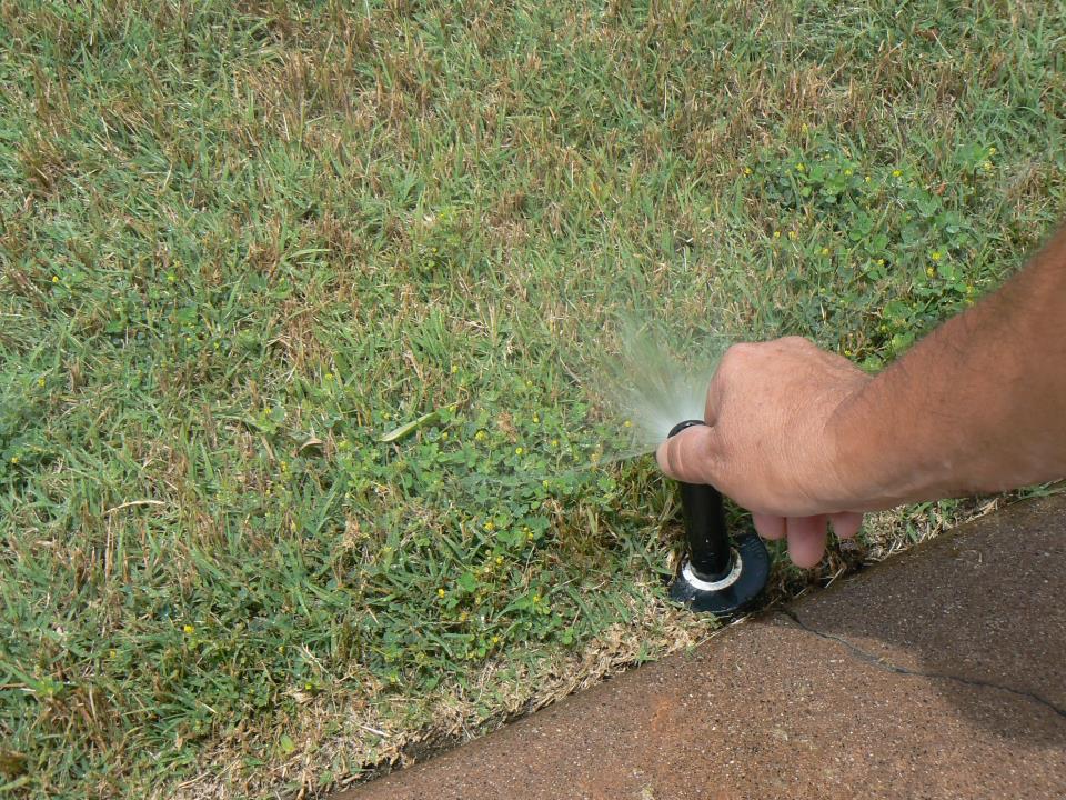 Irrigation System Maintenance Vallecitos Water District