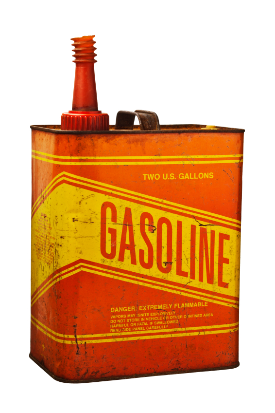 Gas can - Small